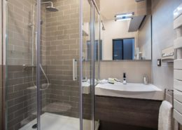 Salle de bain hôtel Paris