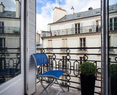 Balcon Chambre Paris